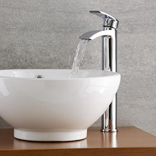 De badkamerkranen specialist for Armatur aufsatzwaschbecken