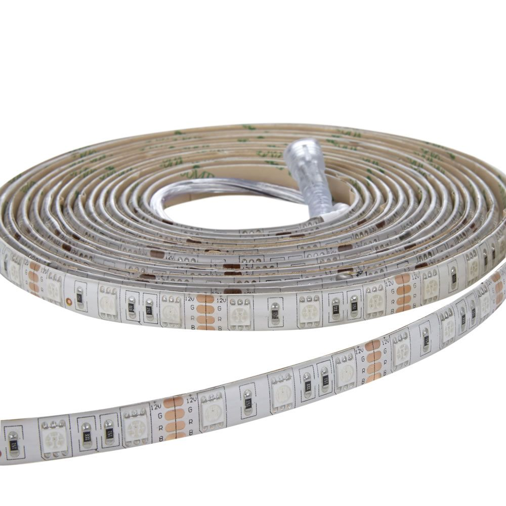 1 x IP65 Waterbestendige LED RGB 5050 strip verlichting - 5m