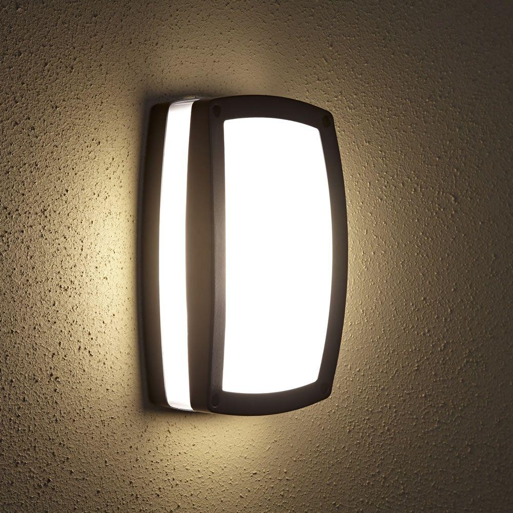 Biard Architect Rechthoekige Zwarte Buitenlamp