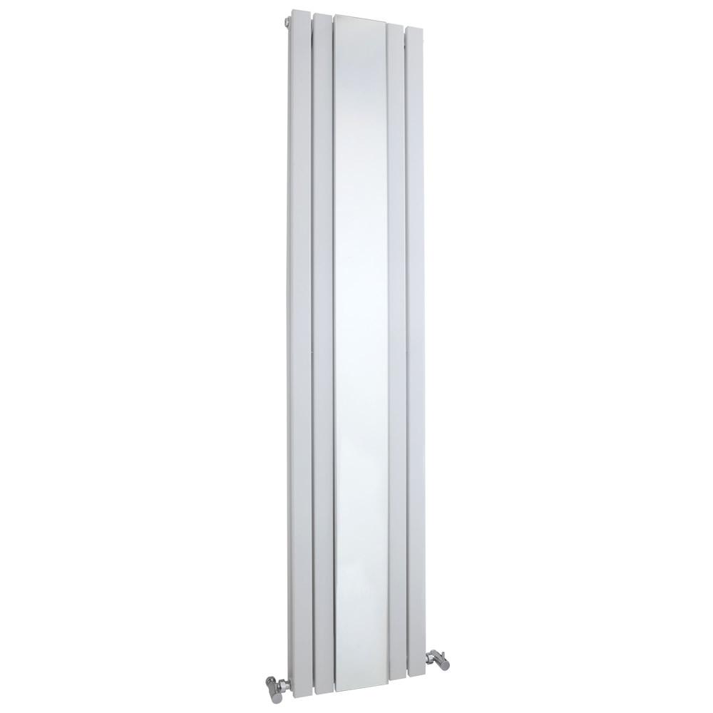 Sloane Designradiator Verticaal Wit 180cm x 38,1cm x 13cm 1696 Watt
