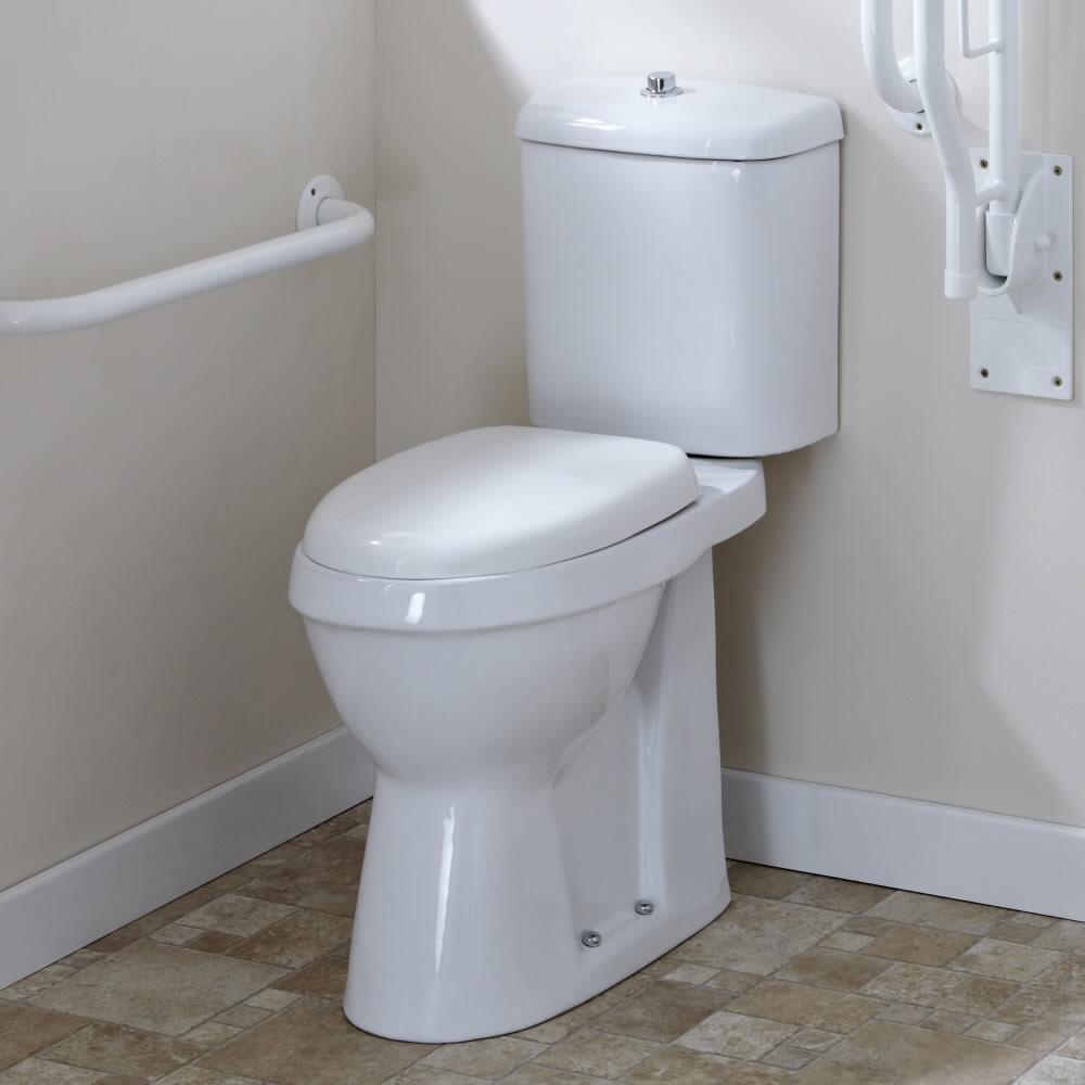 Document M Hoog Gehandicapten Toilet 45cm