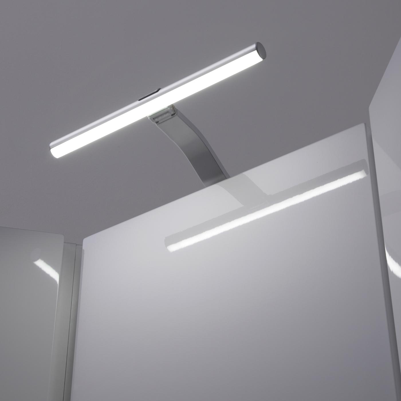 1 x 3.3W Ronde LED Kastverlichting inclusief Stroomtoevoer