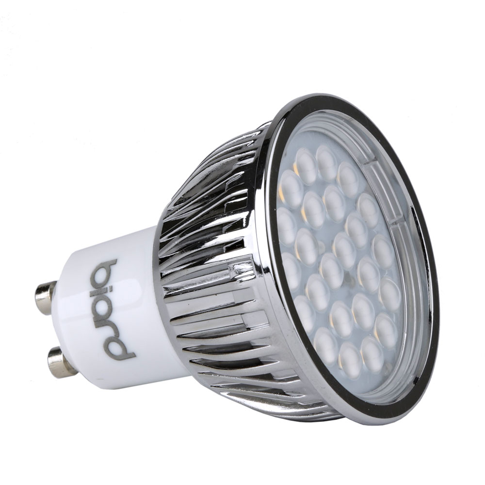 1 x GU10 5W SMD LED Spot - Vervangt 60W