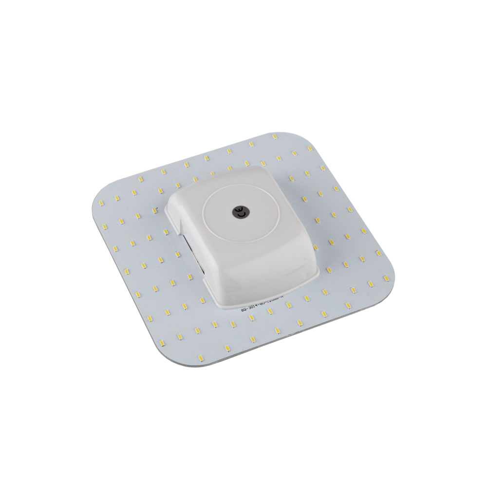 1 x 8W 4 Pin 2D LED Lamp - Vervangt 20W