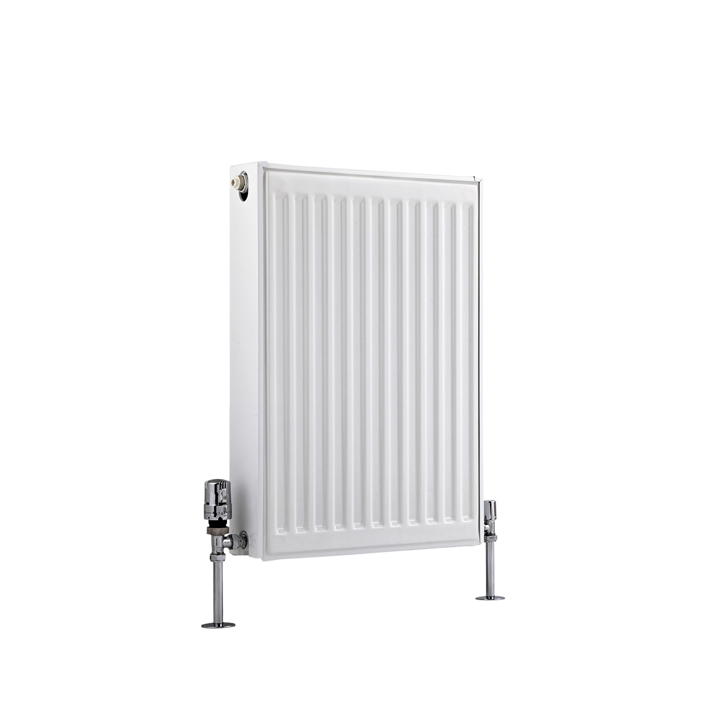 Basic Paneelradiator T 22 Horizontaal Wit 60cm x 40cm x 10,3cm 704 Watt