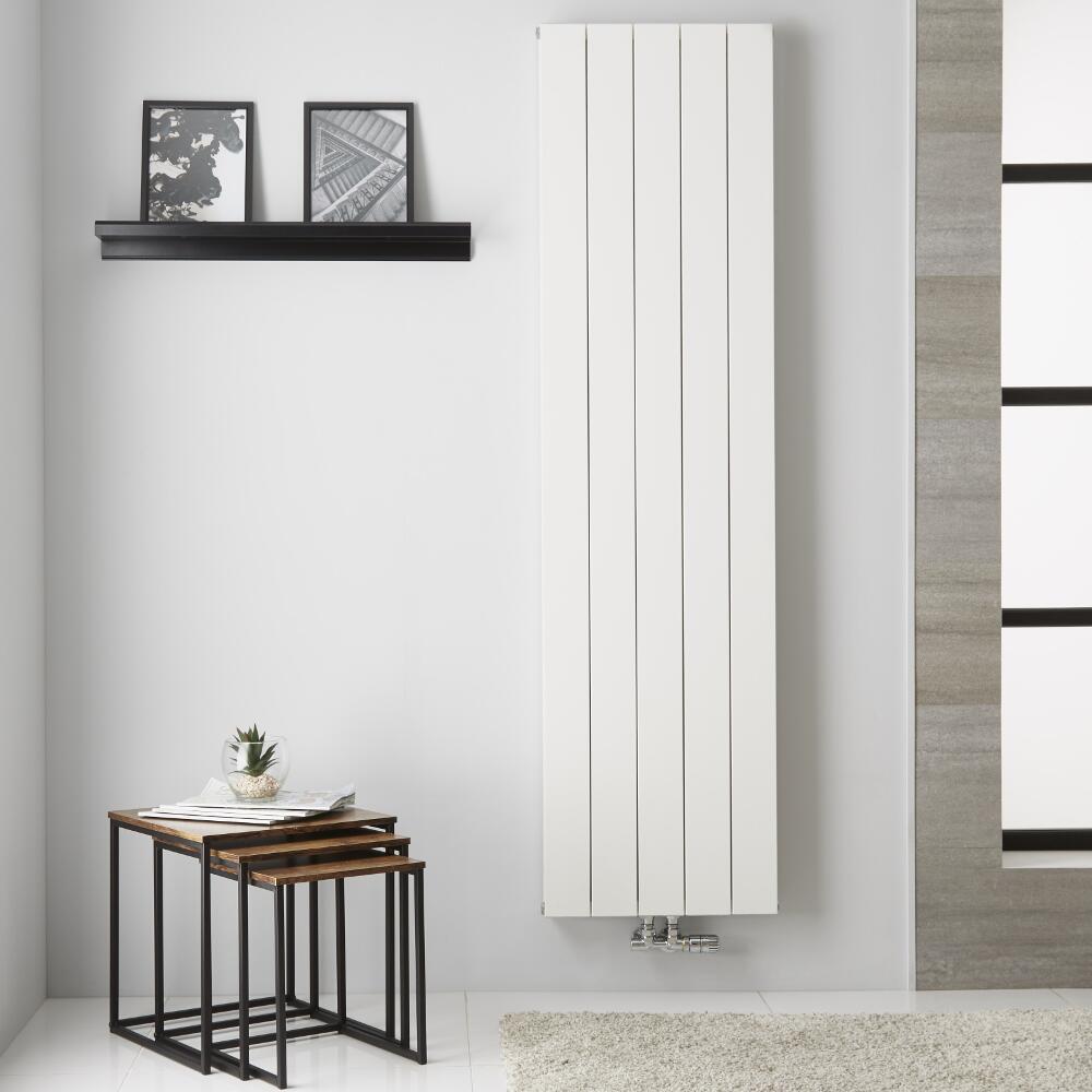 Kett Aluminium Designradiator Dubbelpaneel Wit 180 x 47 cm 1704 Watt