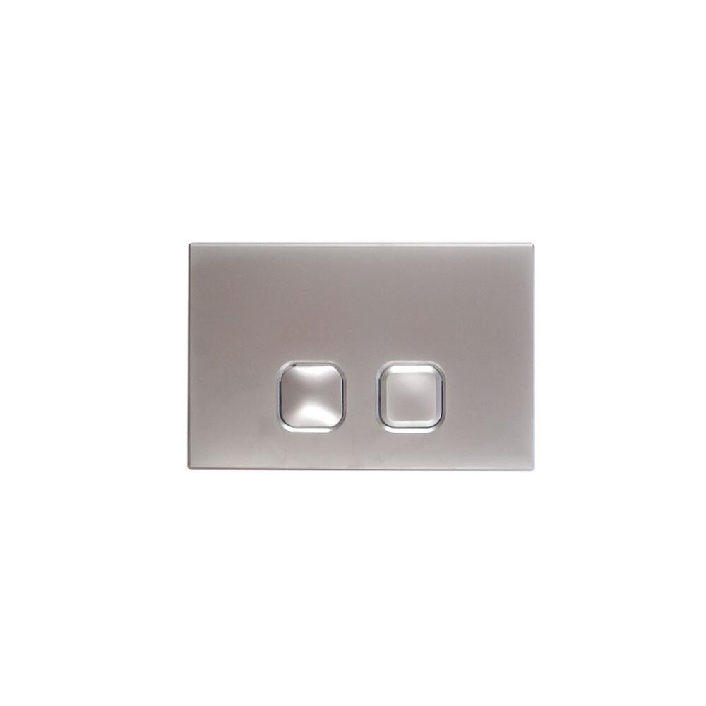 Dubbele Spoelknop Viekant 15 x 23 x 0,65 cm
