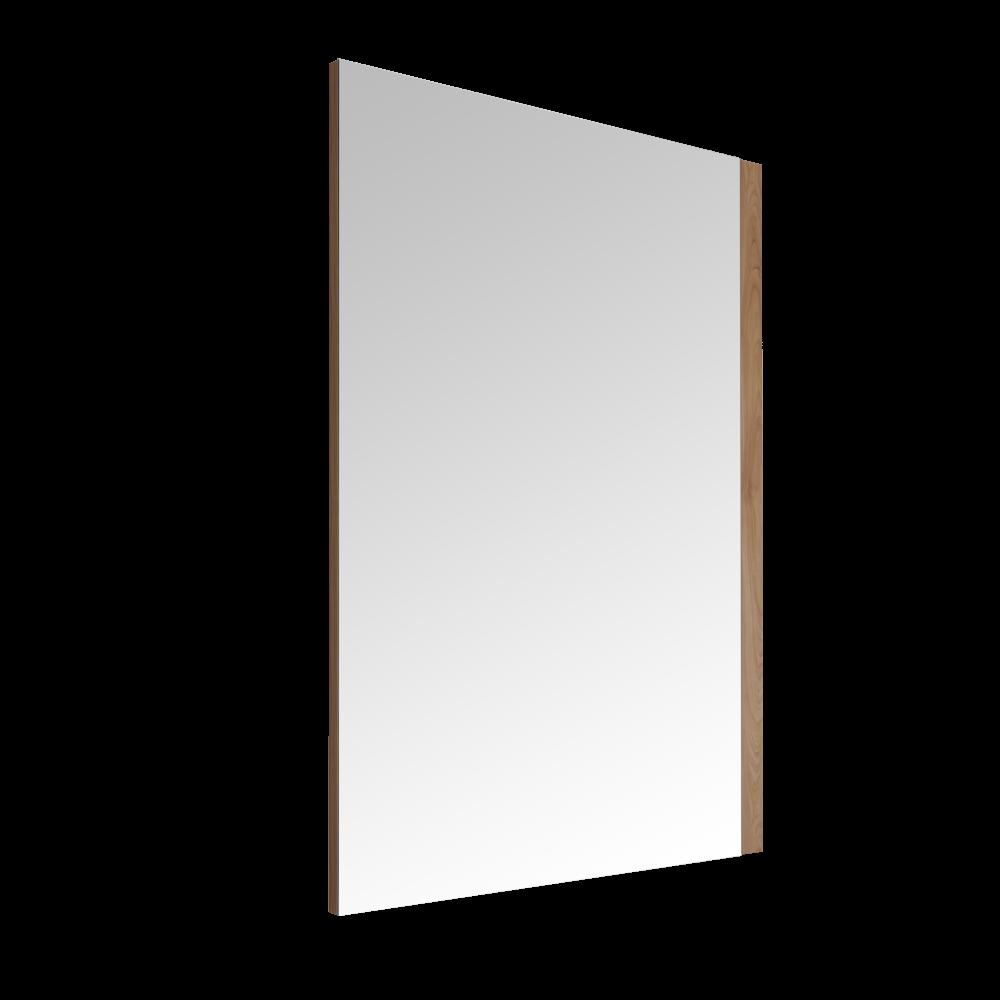 Newington Badkamerspiegel Goud Eiken 50 x 70cm