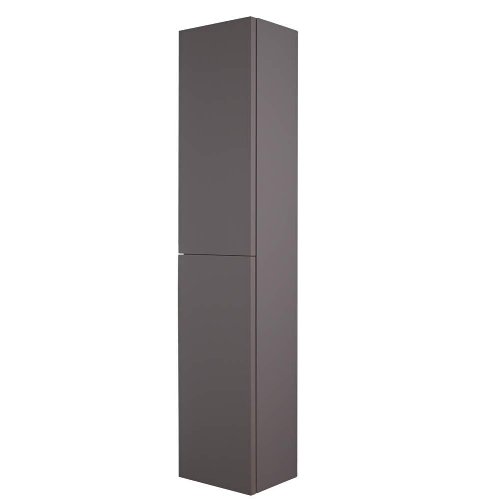 Newington Badkamerkast Mat Grijs 35  x 150cm