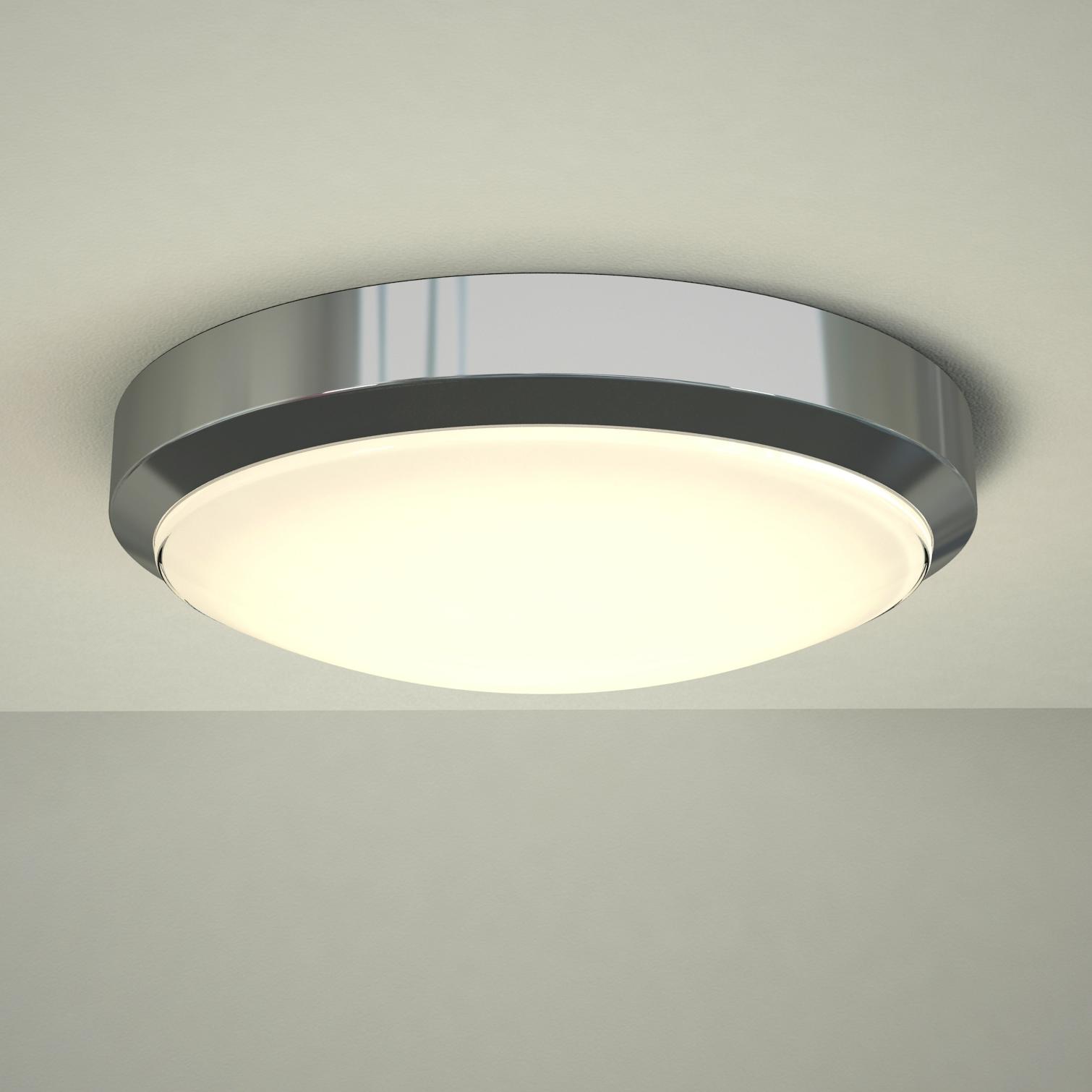 Tahoe 18W LED Badkamer Plafondlamp Ø 28cm