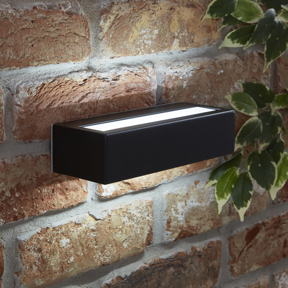 Biard Ternay Zwart RVS LED Buitenlamp