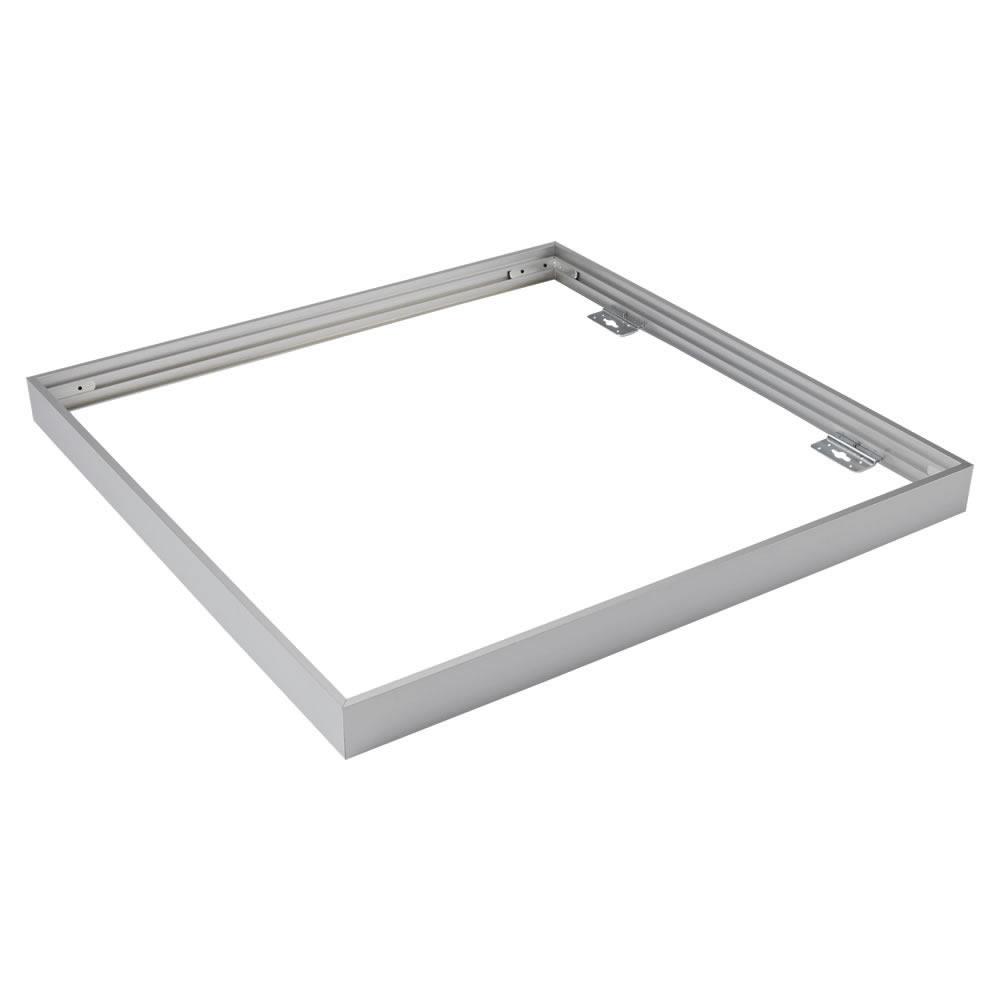 Montagebeugel voor 60 x 60 cm LED Paneelverlichting Aluminium - Zilver
