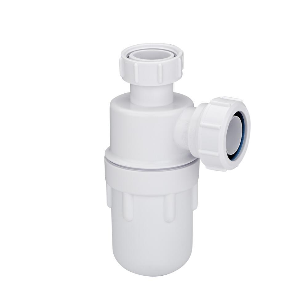 """McAlpine Wastafelsifon 1 - 1 ¼  """"  PVC 75mm"""