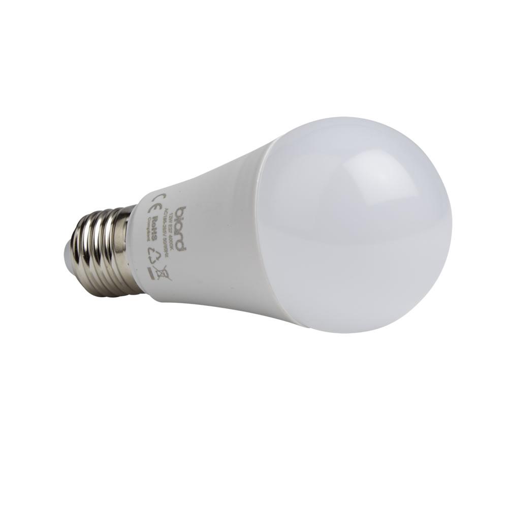 Biard 6 x LED Gloeilamp 12W E27 Dimbaar