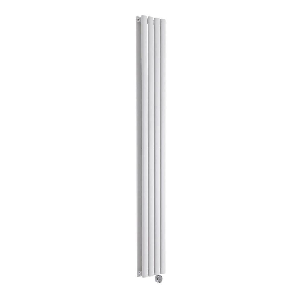 Revive Designradiator Elektrisch Verticaal Wit 178cm x 23,6cm x 7,8cm