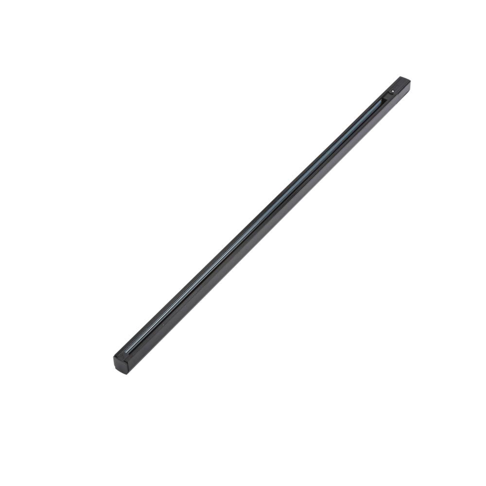 Biard 3-fase Spanningsrail - 100cm - Zwart