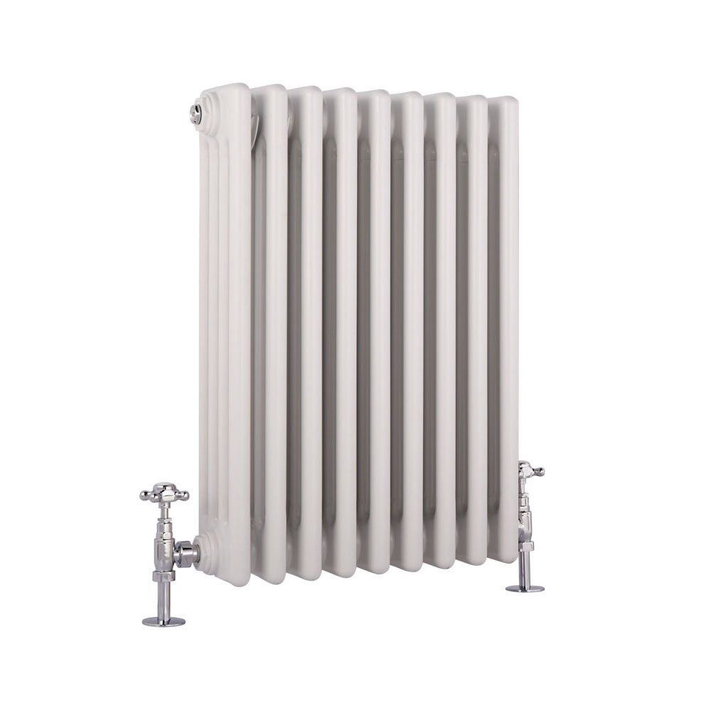 Windsor Klassiek Kolom Radiator Wit 40,5cm x 60cm x 16,1cm 854 Watt