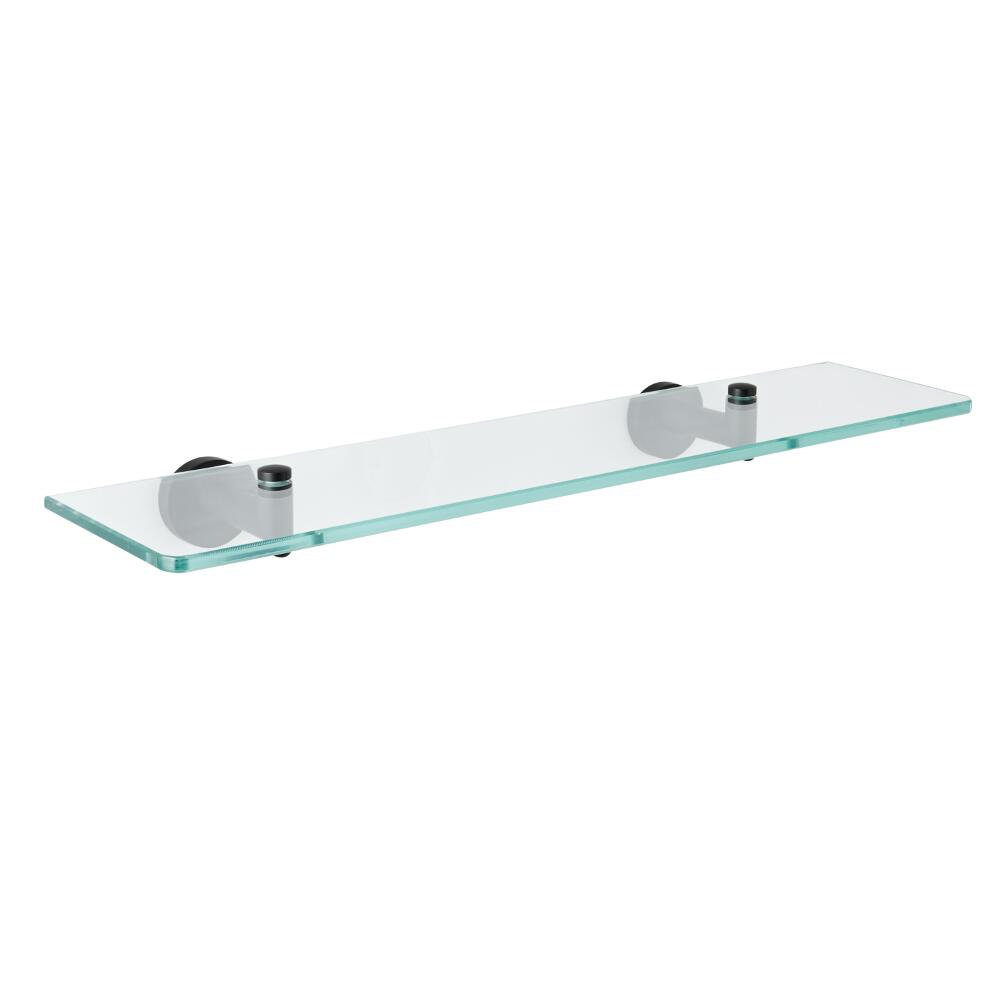 Planchet Glas & Mat Zwart | Nox