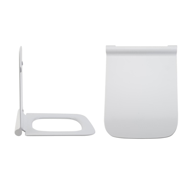 Elswick Duroplast Zachtsluitende Toiletbril Easy Fix &  Bovenaansluiting