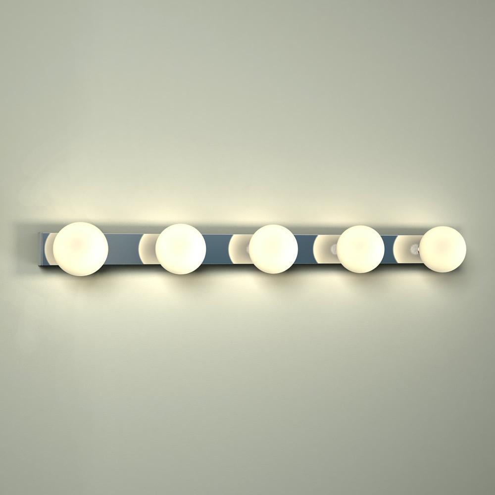 Lucerne LED Visagie Spiegel Verlichting IP44