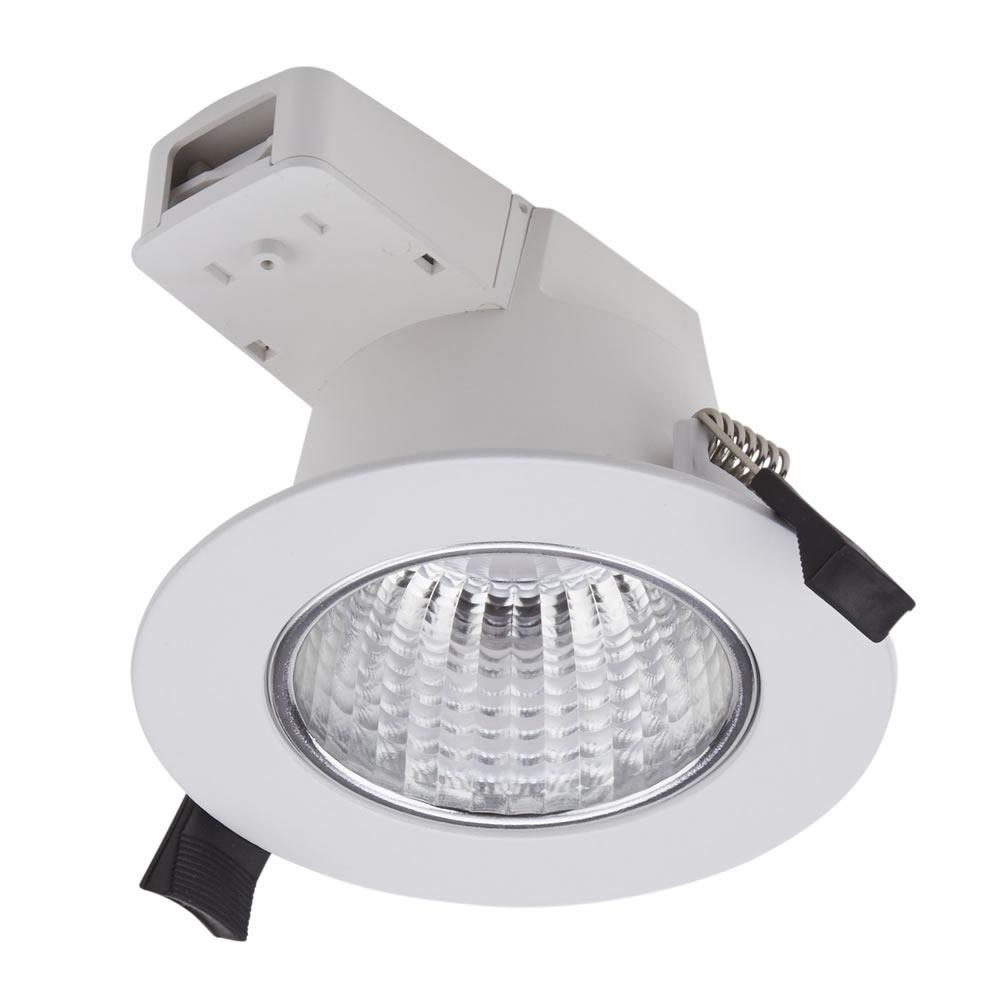 Biard LED COB Inbouwspot 6W