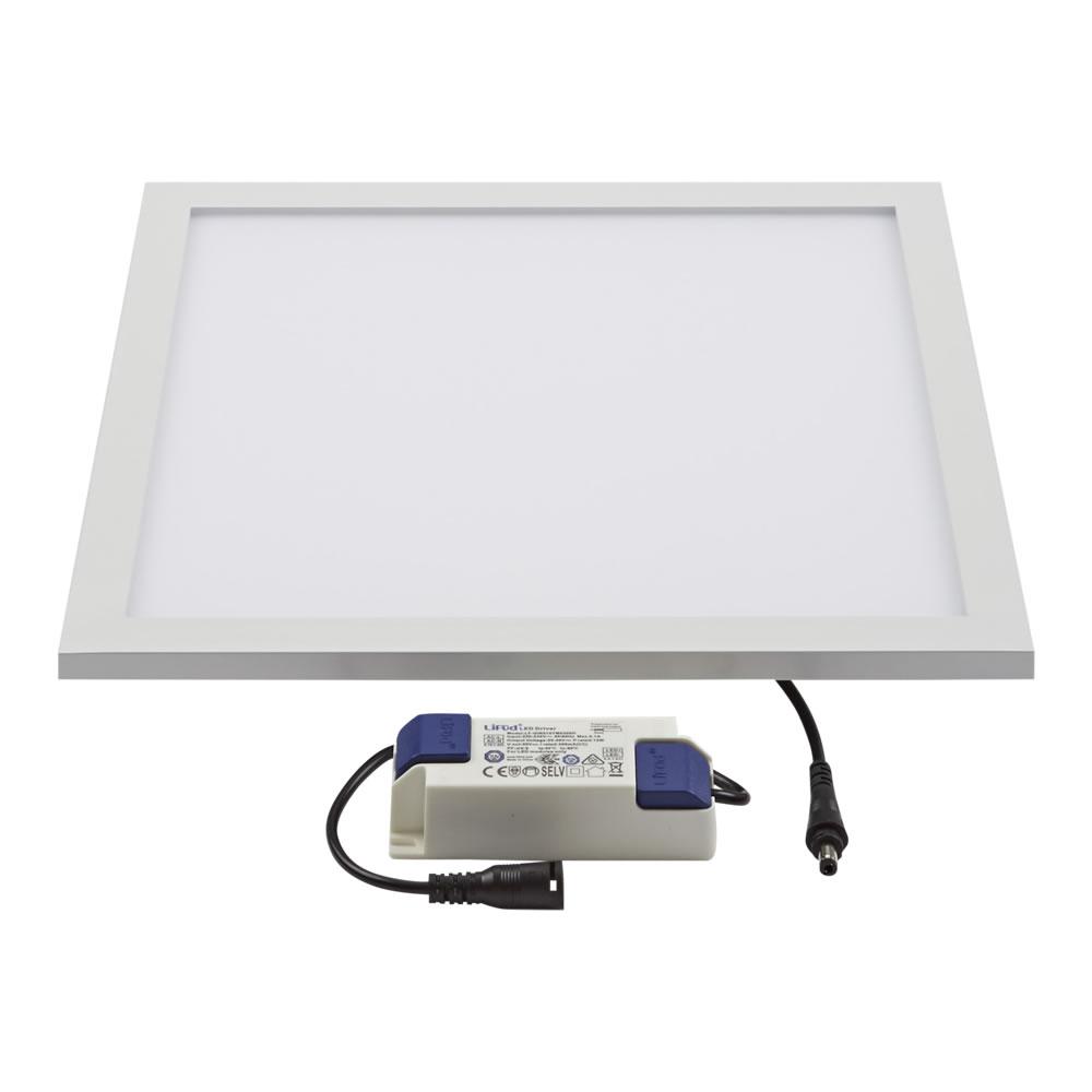 Biard 20W LED Paneel 30cm x 30cm x 9cm incl LED Driver