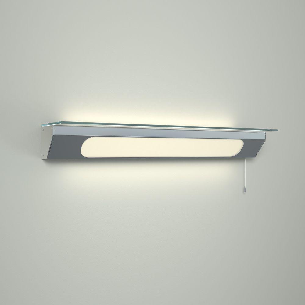 Wandplank Met Led Verlichting.Achen Led Badkamer Wandplank Lamp Ip44