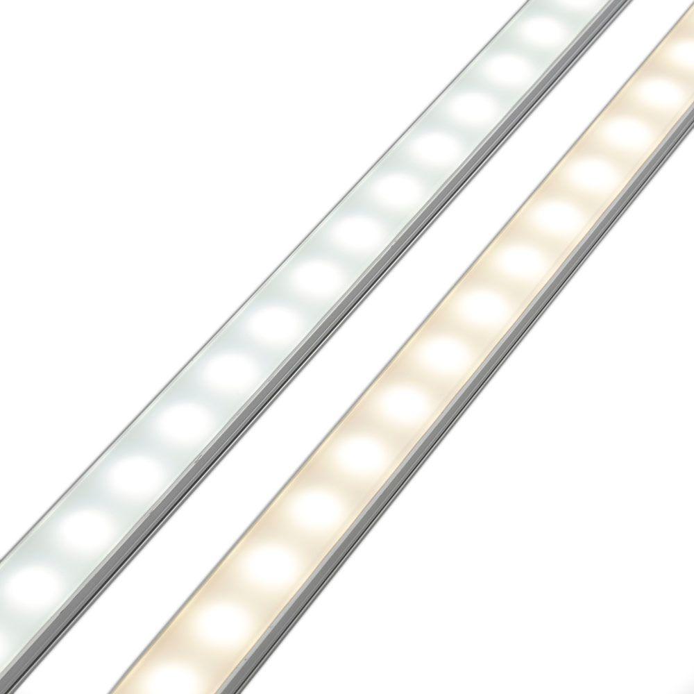1 x Aluminium Touch Sensor LED Onderbouw Verlichting - excl. Driver