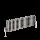 3 - Kolomradiator Horizontaal Gelakt Metaal  30cm x 101cm x 10cm 889 Watt - Windsor