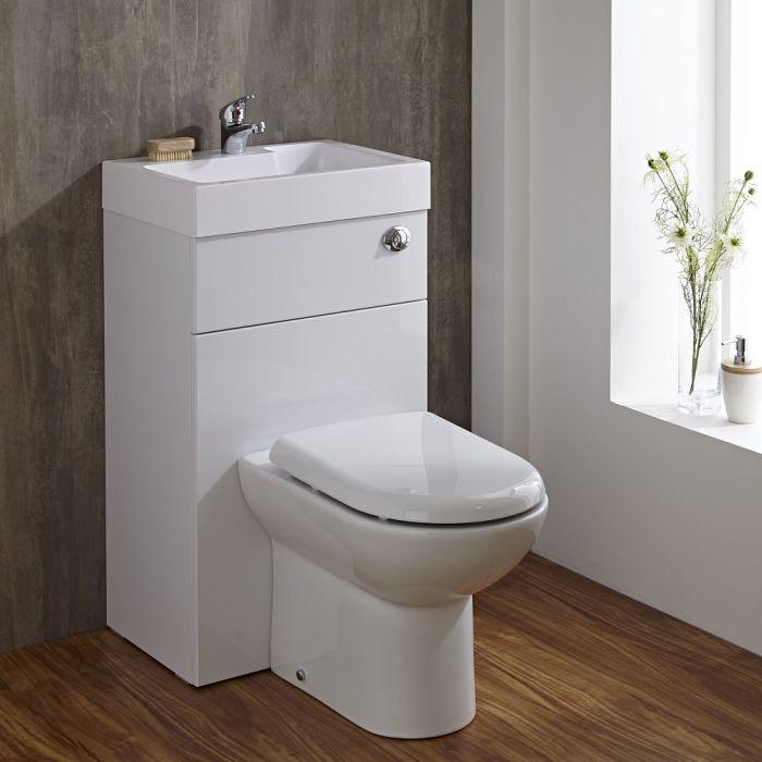 Combination Toilet & Basin Unit