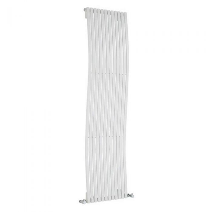 Bolero Designradiator Verticaal Wit 160cm x 46cm x 9cm 1185 Watt