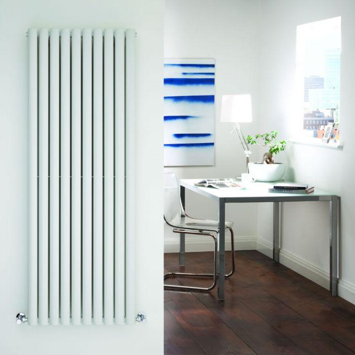 Revive Designradiator Verticaal Wit 160cm x 59cm x 7,8cm 2047 Watt