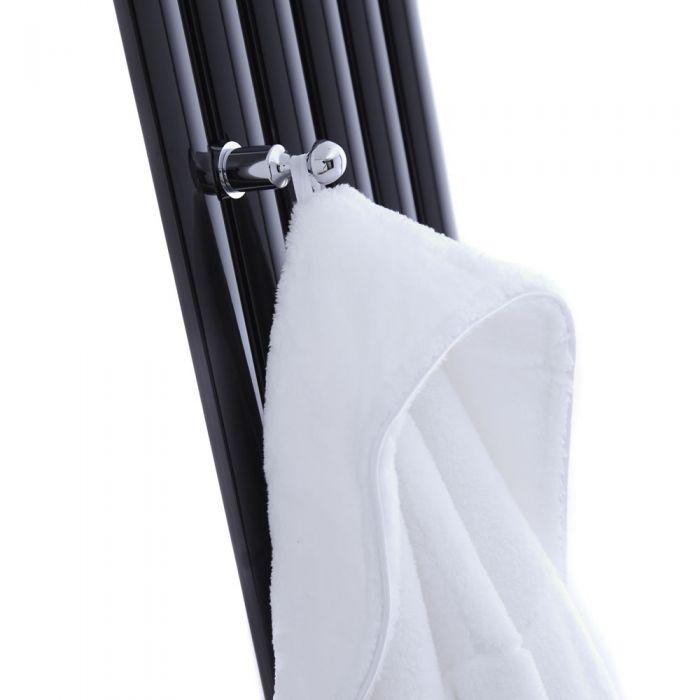 Radiator Handdoekhaak geschikt voor Revive Design Radiatoren - Chroom