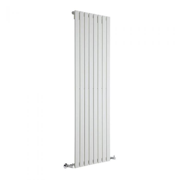 Delta Designradiator Verticaal Wit 178cm x 56cm x 4,7cm 1316 Watt