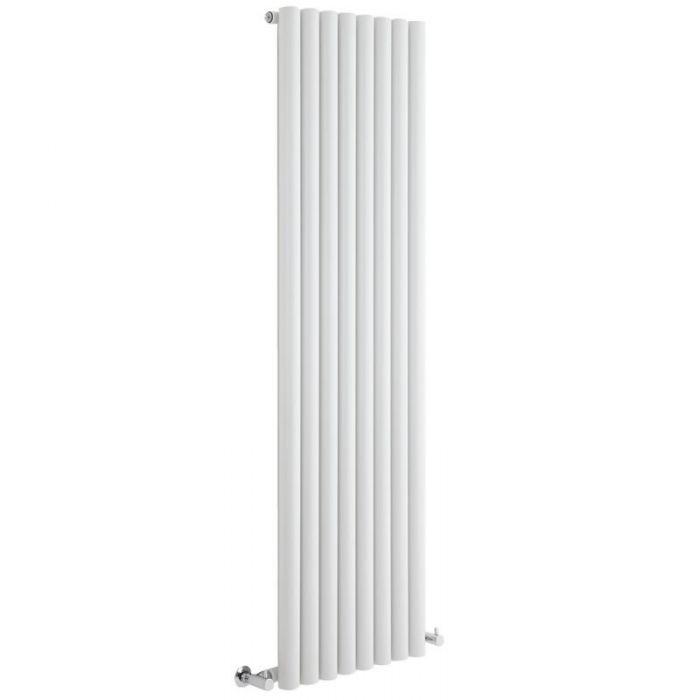 Savy Designradiator Verticaal Wit 178cm x 47,2cm x 8cm 1391 Watt