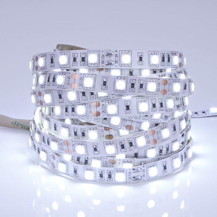 Biard IP20 LED 5050 strip verlichting - 5 meter - Extra Koel Wit - Binnenverlichting