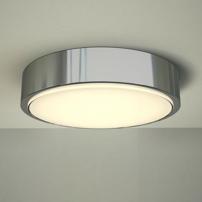 Zell 18W LED Badkamer Plafondlamp Rond Ø28 cm