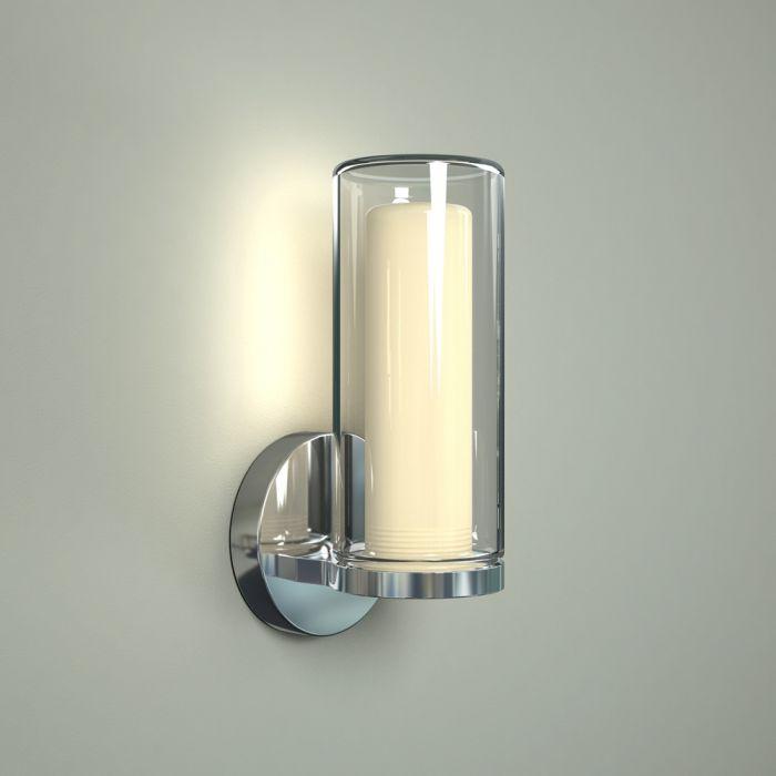 Almsee 25W Rechte Badkamer Wandlamp 10 x 12,5 x 22 cm