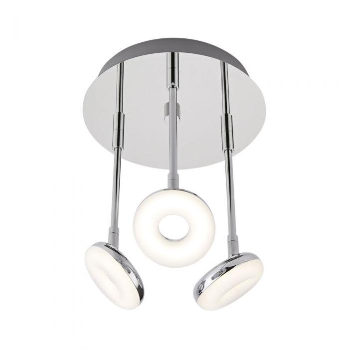 Biard Ciambella Plafondlamp 16W LED IP44 (3 lampen uitvoering)