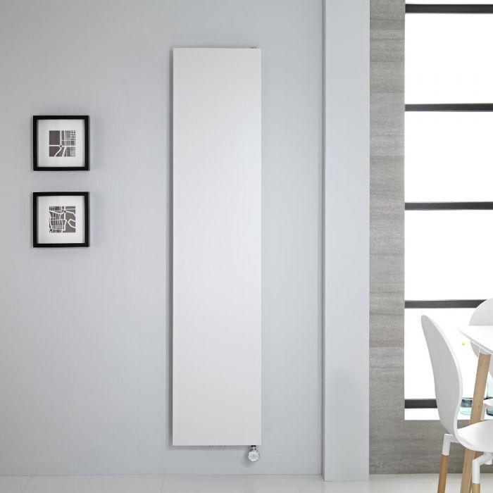 Elektrische Rubi Stalen Plaatradiator incl. Verwarmingselement - Wit - 180cm x 40cm