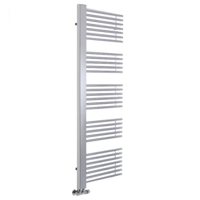 Grado Designer Handdoekradiator Chroom 160cm x 60cm 899Watt