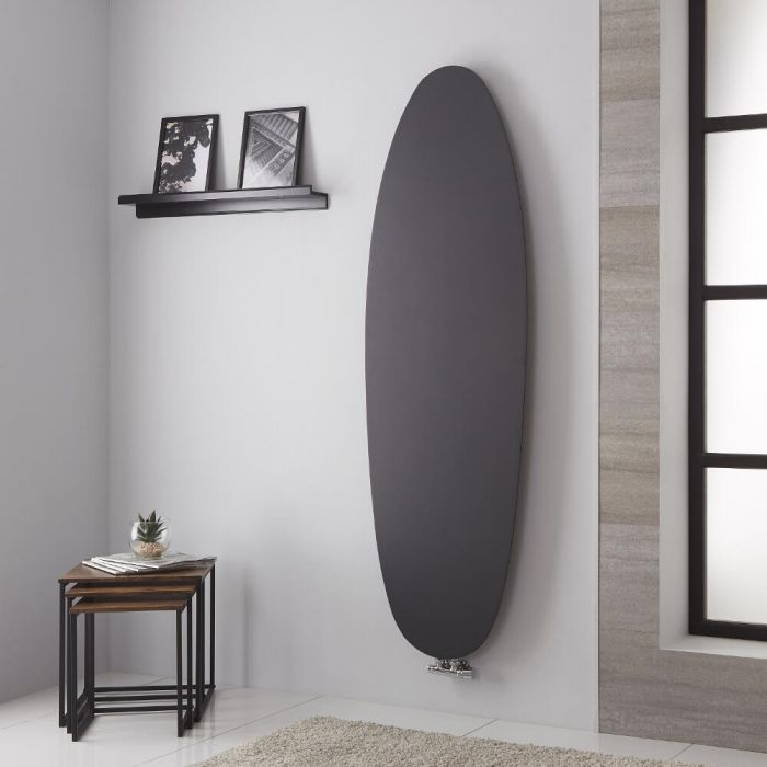 Tavolara Desigradiator Verticaal Antraciet 172,8cm x 53,5cm 896Watt