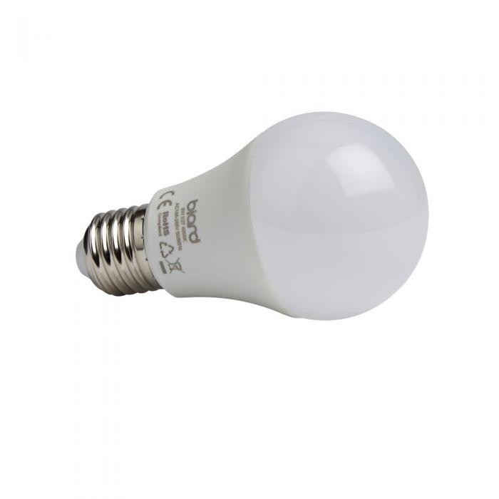 Biard 6 x LED Gloeilamp 5W E27 Niet Dimbaar
