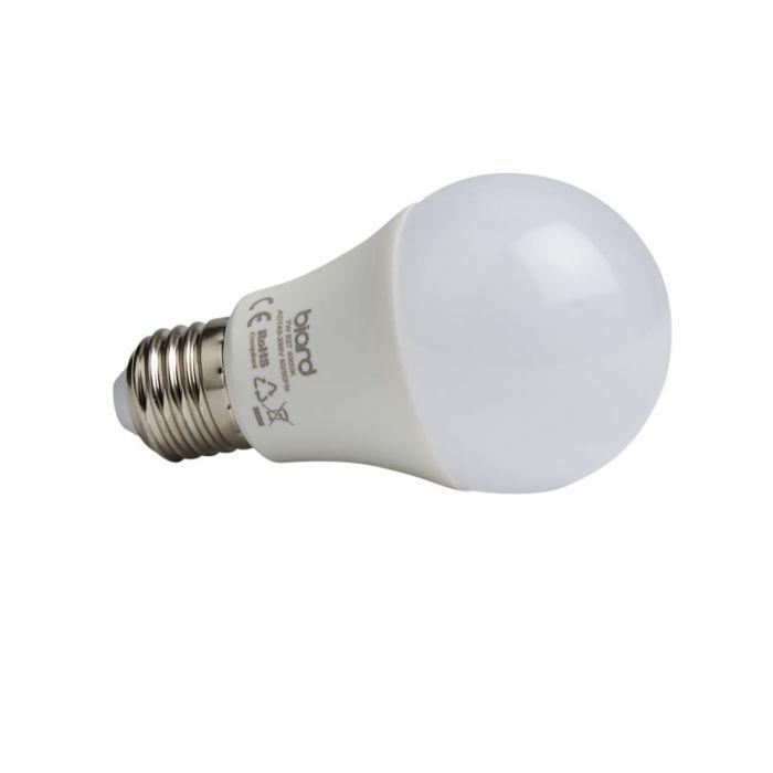 Biard 6 x LED Gloeilamp 7W E27 Dimbaar