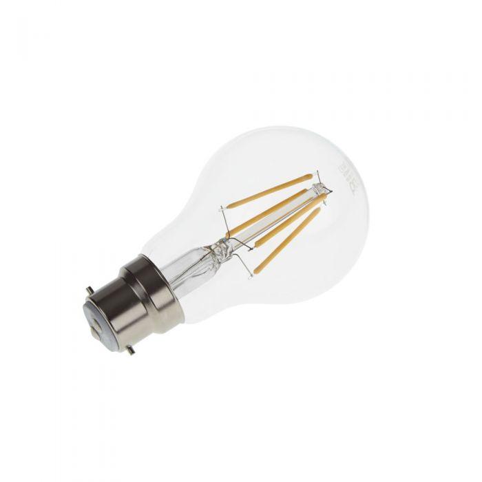Biard 6 x LED Dimbare Retro Gloeilamp 6W B22