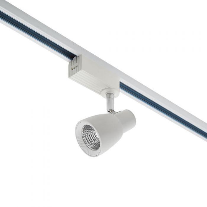 Biard Railspot 10W IP20 voor 1-fase Flexibele Railverlichting Wit
