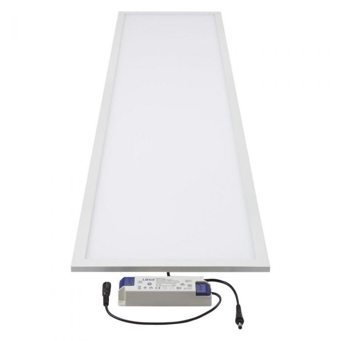 Biard 36W LED Paneel 30cm x 120cm x 8cm incl LED Driver