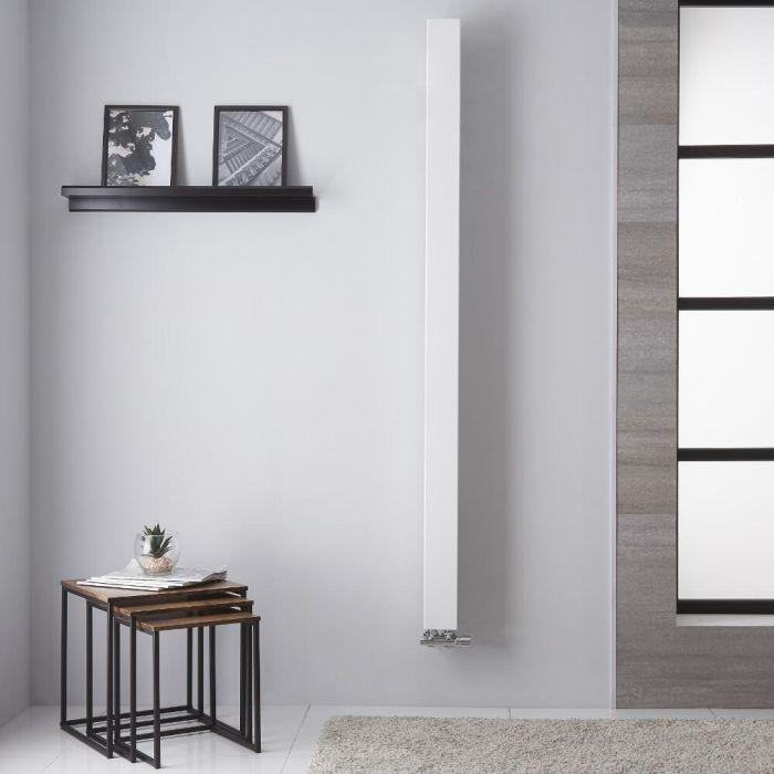 OneTube Designradiator Wit 180cm x 10cm 459Watt
