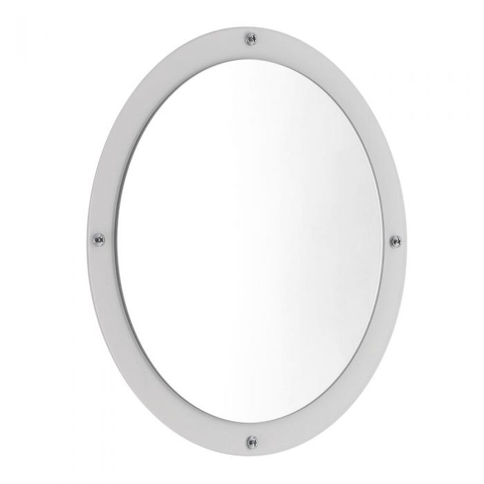 Vulcano Spiegel d. 32cm Wit