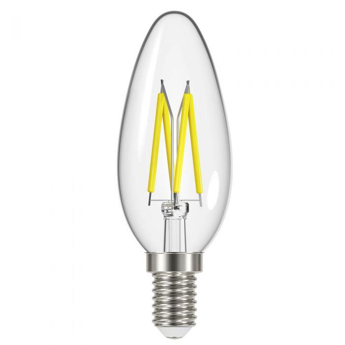 6 x Energizer 4W E14 LED Kaarslampen